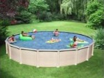 raleigh above ground resin pool