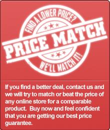 Raleigh Pool Price match