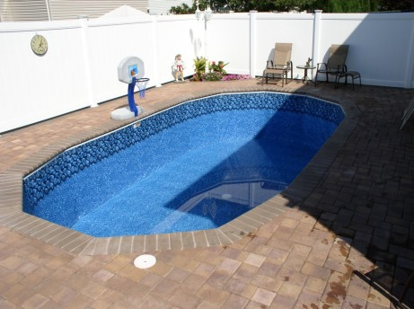 Raleigh Aquasport Pool In Ground Installation