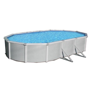 Raleigh Above ground oval pool