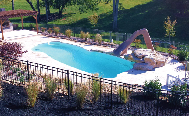 Inground fiberglass pools and swim spas raleigh n c buybest pool supply best deals best for Swimming pool supplies raleigh nc
