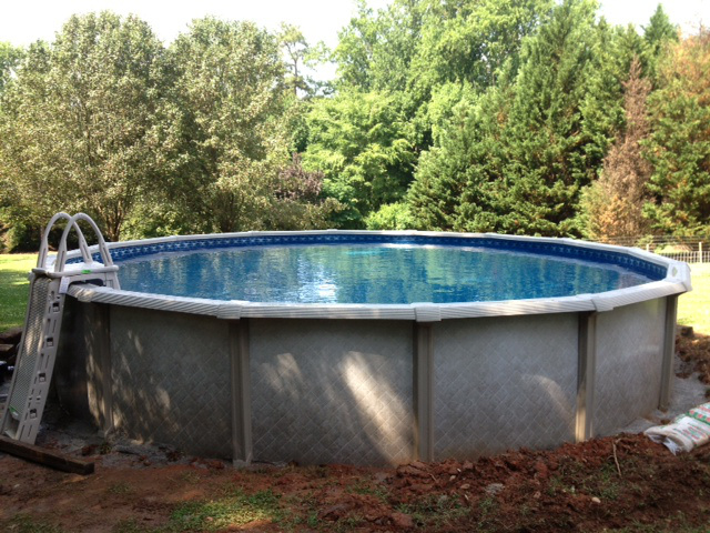Long island above ground pools from 1497 lowest prices guaranteed buybest pool supply best for Swimming pool supplies raleigh nc