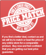Price match Swimming Pool Guarantee Island Rec, Brothers 2, Dunrite Pools, marlin Poos