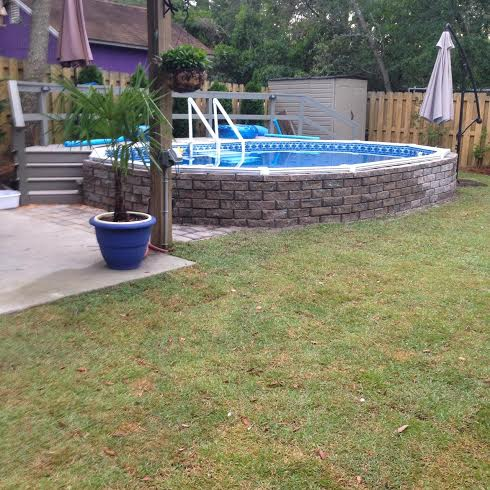 Inground semi inground pool deals kits from 4999 buybest pool supply best deals best for Swimming pool supplies raleigh nc