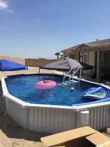 Aquasport 52 pool,