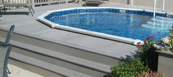 Swimming Pools & Pools With Decks at The Best Discounted ...