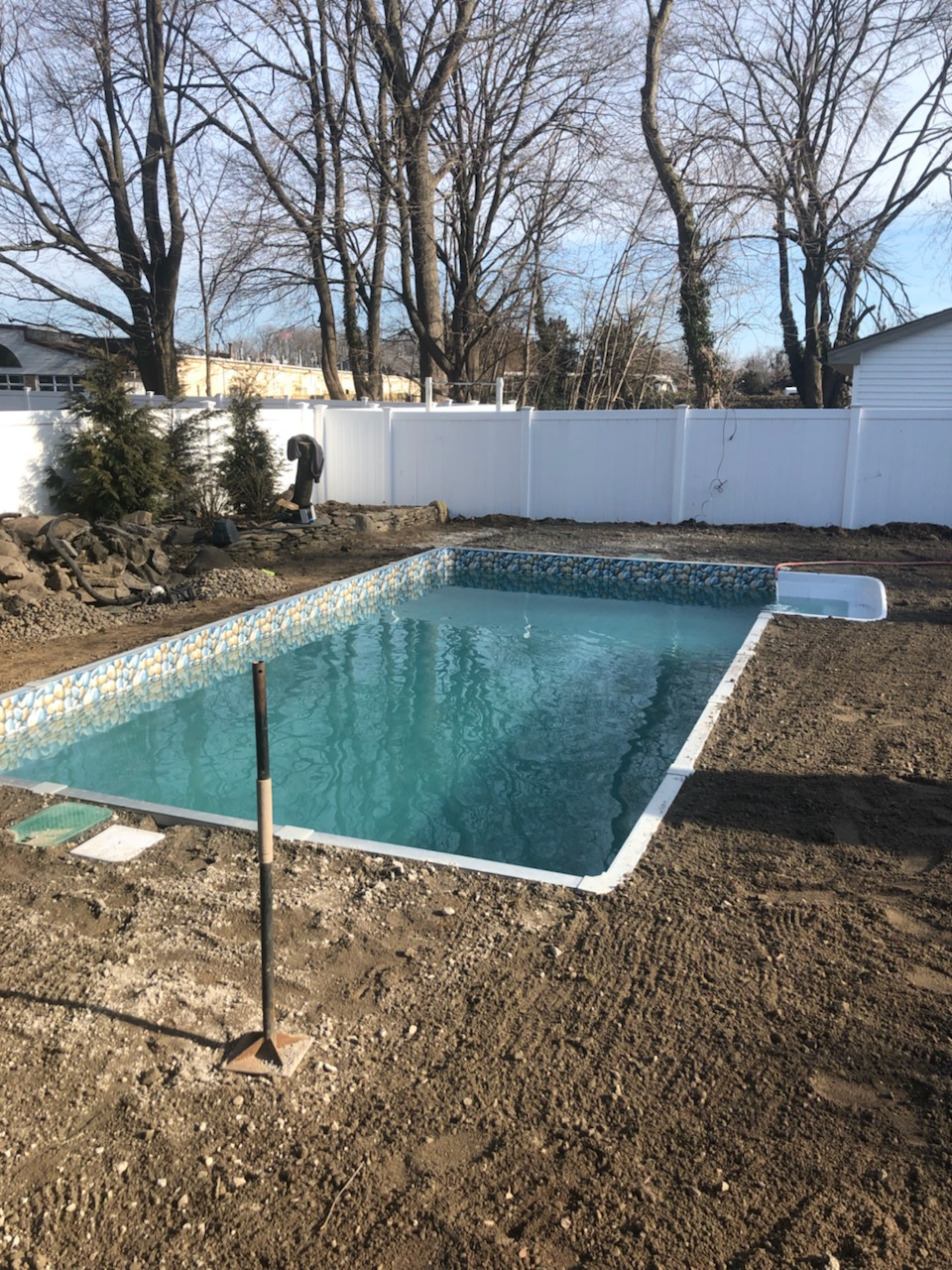Ultimate Radiance Rectangle Above Ground Pool Rectangle